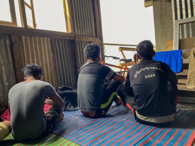 Tương lai bất định của người Myanmar trốn sang Ấn Độ: Nếu bị trả về, tôi sẽ phải đối mặt với án tử - Ảnh 5.