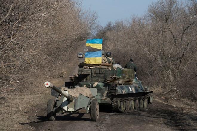 Coi 2 ông Zelensky và Saakashvili là 1 kiểu, ông Putin tính lặp lại Chiến tranh Nam Ossetia ở Ukraine? - Ảnh 3.