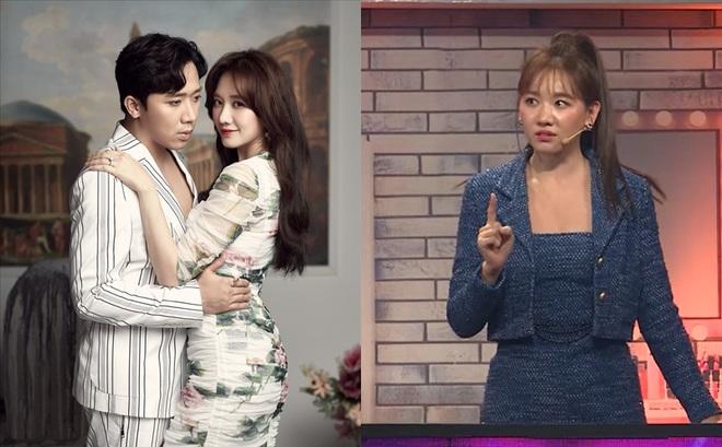 Hari Won: Trời ơi, chồng tôi 2 ngày liên tiếp không thèm lại gần tôi