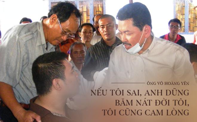 """Tình tiết """"khó hiểu"""" về thời gian mua – phát tôn cứu trợ ở Quảng Nam của  ông Võ Hoàng Yên"""