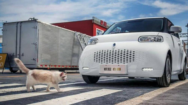 Bất ngờ nội thất mẫu ô tô giá 270 triệu về Việt Nam, đấu Kia Morning, Hyundai Grand i10 - Ảnh 3.