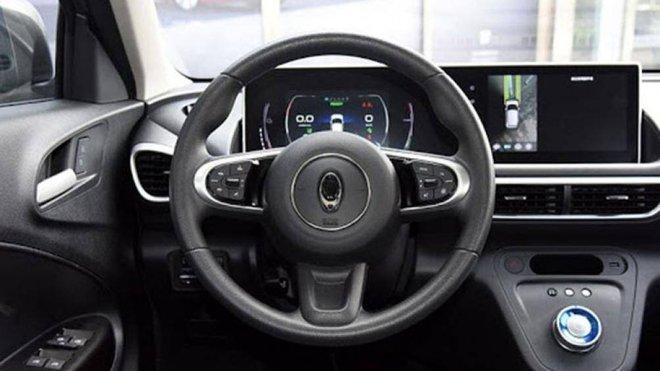 Bất ngờ nội thất mẫu ô tô giá 270 triệu về Việt Nam, đấu Kia Morning, Hyundai Grand i10 - Ảnh 6.