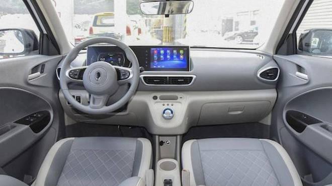 Bất ngờ nội thất mẫu ô tô giá 270 triệu về Việt Nam, đấu Kia Morning, Hyundai Grand i10 - Ảnh 5.