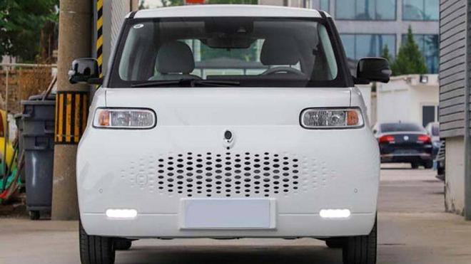 Bất ngờ nội thất mẫu ô tô giá 270 triệu về Việt Nam, đấu Kia Morning, Hyundai Grand i10 - Ảnh 9.