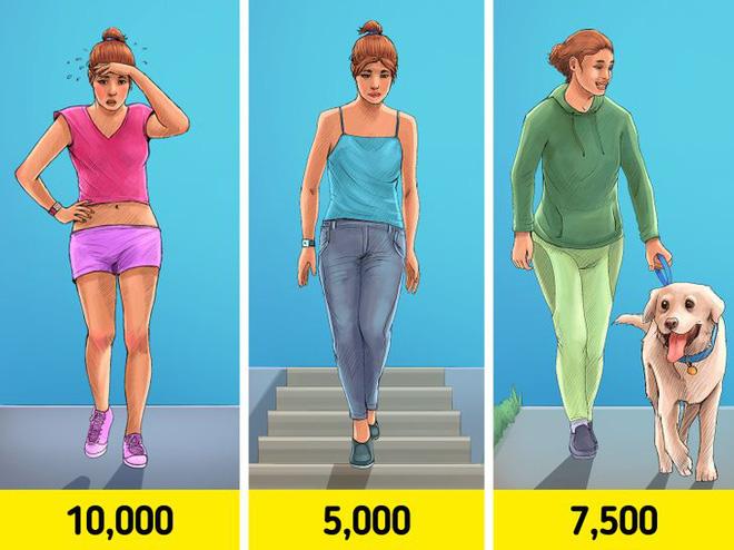 TS ĐH Y Harvard: Không cần phải đi bộ 10.000 bước, cách đi ít hơn nhiều vẫn rất tốt để tăng tuổi thọ - Ảnh 3.