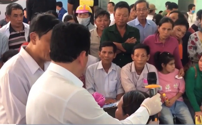 """Toàn cảnh chữa bệnh của """"thần y"""" Võ Hoàng Yên tại Quảng Ngãi"""