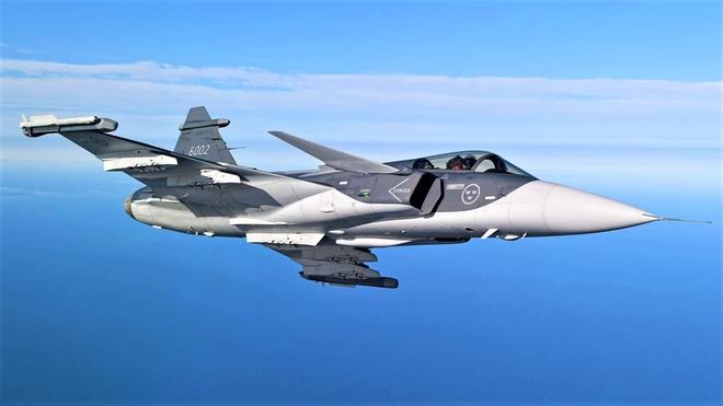 Thực trạng và triển vọng dòng máy bay JAS 39 Gripen của Thụy Điển - Ảnh 2.