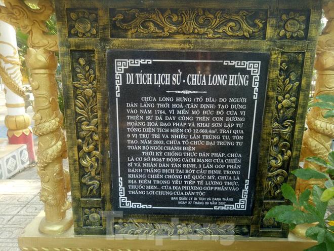 Bí ẩn ngôi chùa tưởng nhớ vị thiền sư chịu hàng ngàn con đỉa hút máu giúp dân canh tác - Ảnh 8.