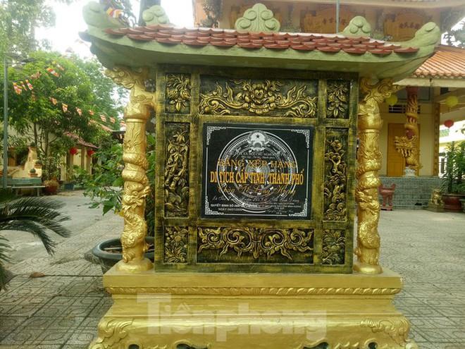 Bí ẩn ngôi chùa tưởng nhớ vị thiền sư chịu hàng ngàn con đỉa hút máu giúp dân canh tác - Ảnh 9.