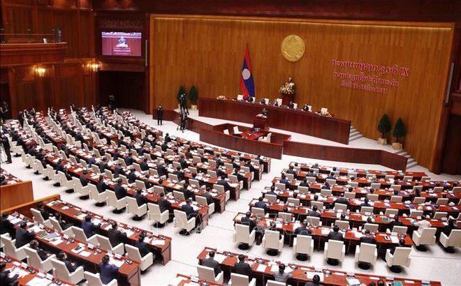 Quốc hội Lào bầu ông Phankham Viphavanh làm Thủ tướng