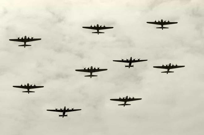 Những sự thật ít người biết trong Thế chiến II - Ảnh 3.