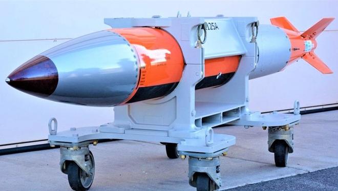 Mỹ bí mật rút vũ khí hạt nhân khỏi châu Âu? - Ảnh 2.