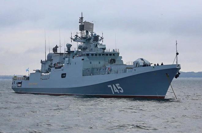 Nga giới thiệu với Hải quân Việt Nam khinh hạm tối tân: Vũ khí Nga vẫn là tốt nhất! - Ảnh 5.