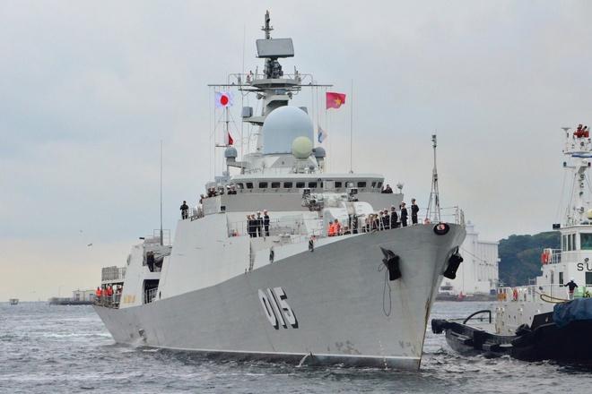 Nga giới thiệu với Hải quân Việt Nam khinh hạm tối tân: Vũ khí Nga vẫn là tốt nhất! - Ảnh 2.