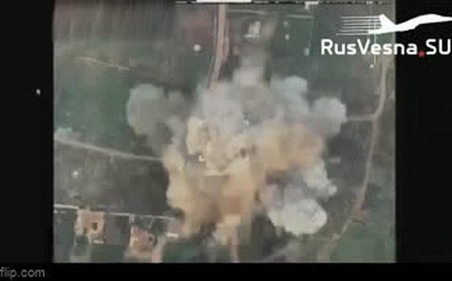 """Su-35 của Nga không kích gây sốc, Thổ Nhĩ Kỳ """"nóng gáy"""" quyết ăn thua"""