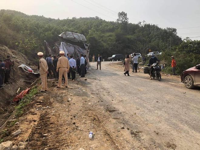 Vụ tai nạn 7 người tử vong: Hiện trường không có vết phanh, tài xế là chủ xe có thể không quen đường - Ảnh 3.