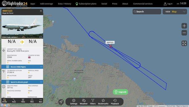 Hệ thống tác chiến điện tử của Nga khiến máy bay trinh sát Mỹ tắt điện - Ảnh 1.