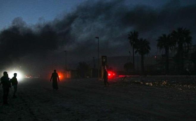 Ra đòn cả loạt, Nga khiến IS chao đảo, Thổ thiệt đơn thiệt kép ở Syria