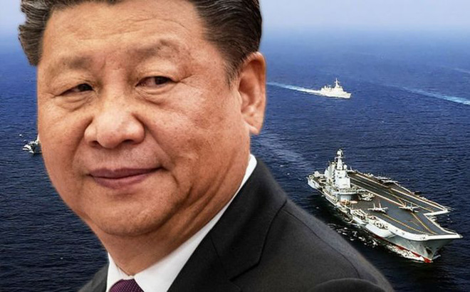 """Sau Mỹ, cái bắt tay quyền lực giữa 2 """"ông lớn"""" siết chặt vòng kim cô quanh Trung Quốc"""
