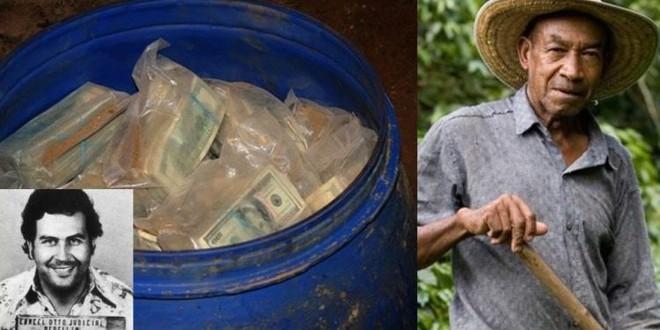 Đào rãnh dẫn nước, lão nông phát hiện 1 chiếc thùng nhựa, bên trong là thứ ai cũng muốn có 003