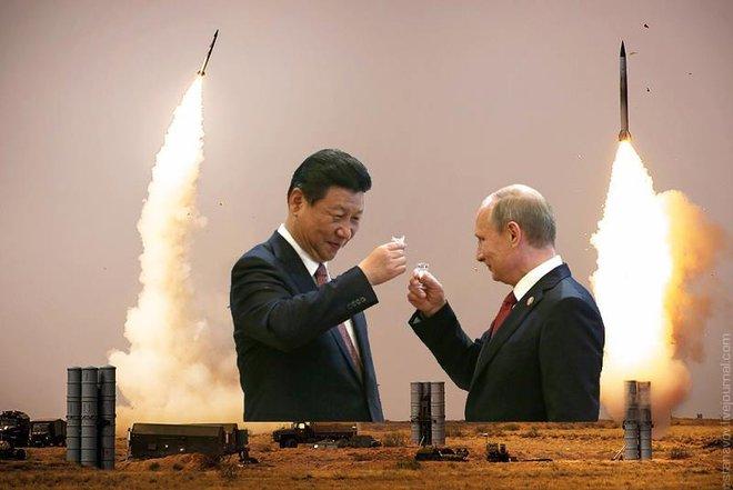 Chiến lược mạo hiểm của TT Putin vừa vờn, vừa trói Trung Quốc trong vòng kiềm tỏa của Nga - Ảnh 1.