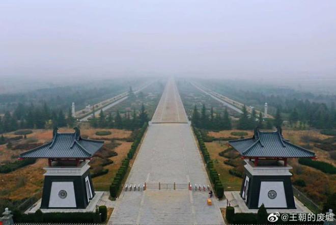 Con trai út Võ Tắc Thiên: Ba lần từ chối ngôi báu và bí mật lăng mộ 1300 năm không thể xâm phạm - Ảnh 6.