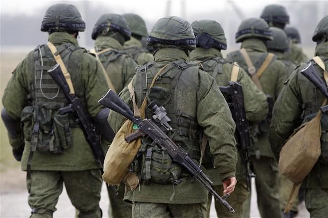 Coi 2 ông Zelensky và Saakashvili là 1 kiểu, ông Putin tính lặp lại Chiến tranh Nam Ossetia ở Ukraine? - Ảnh 2.