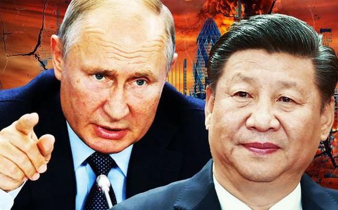 """Chiến lược mạo hiểm của TT Putin """"vừa vờn, vừa trói"""" Trung Quốc trong vòng kiềm tỏa của Nga"""