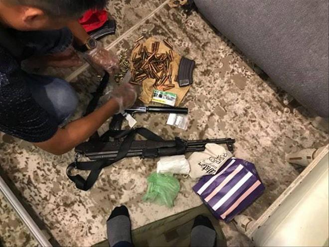 Trinh sát trẻ có duyên bắt tội phạm ma túy - Ảnh 1.