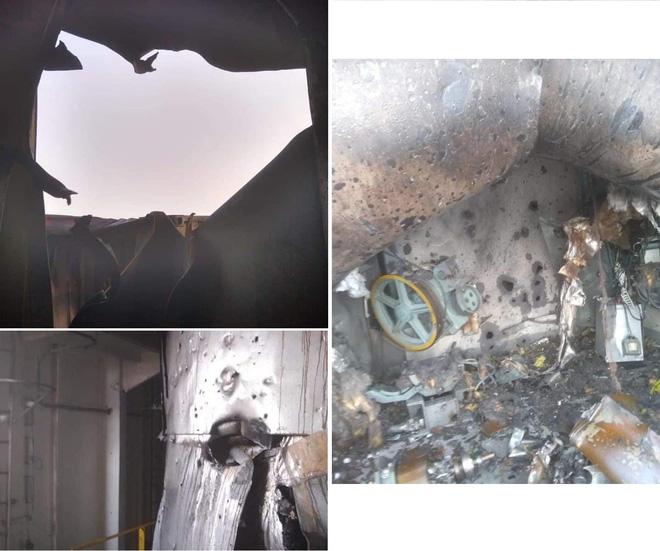 NÓNG: Tàu Israel bị tên lửa Iran tấn công, thiệt hại lớn - Biển Ả Rập dậy sóng - Ảnh 1.