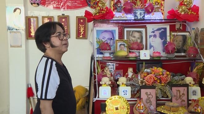 Anh trai Thành Lộc ở tuổi 62: Ở nhà thuê chật chội, nói nghèo không phải do cờ bạc, trác táng - Ảnh 1.
