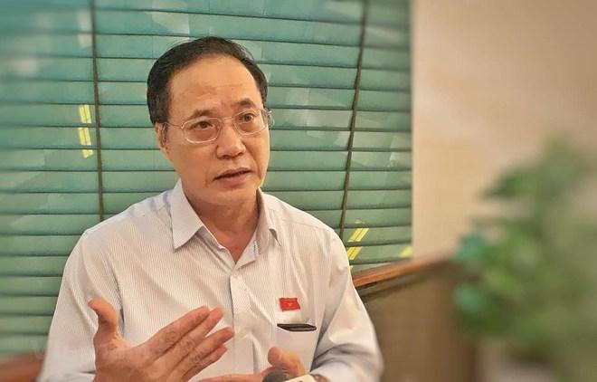 ĐB Lưu Bình Nhưỡng kiến nghị 4 vấn đề xin phép được bàn giao cho Quốc hội khóa sau - Ảnh 2.