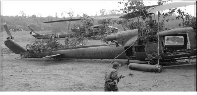 Đường 9 - Nam Lào: Bà già K2 lập công xuất sắc, thủy quân lục chiến VNCH đại bại, tháo chạy tán loạn - Ảnh 5.