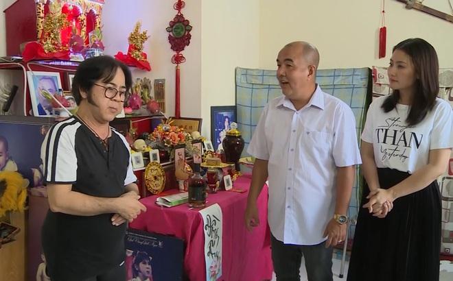 """Anh trai Thành Lộc ở tuổi 62: Ở nhà thuê chật chội, nói """"nghèo không phải do cờ bạc, trác táng"""""""