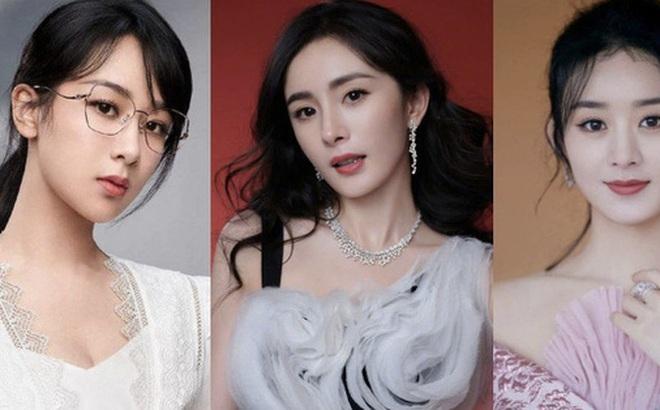 """4 nữ thần khiến sao nam Cbiz tranh giành """"sứt đầu mẻ trán"""": Dương Mịch đã hot, Dương Tử có lý do ấn tượng hơn"""