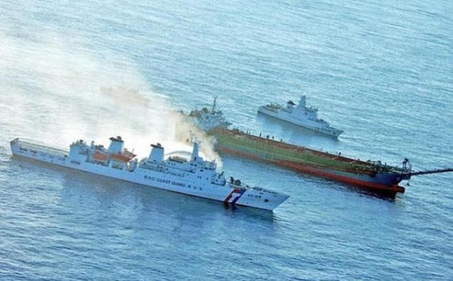 Chính quyền Biden ký thỏa thuận biển với Đài Loan: Cú đấm trực diện vào luật hải cảnh Trung Quốc