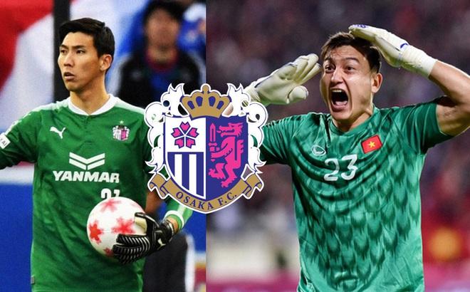 """Văn Lâm chốt ngày sang Nhật, người đại diện gửi """"chiến thư"""" tới thủ môn Cezero Osaka"""