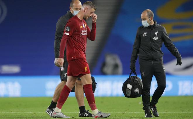 Dính chấn thương nặng, thủ quân Liverpool mất EURO