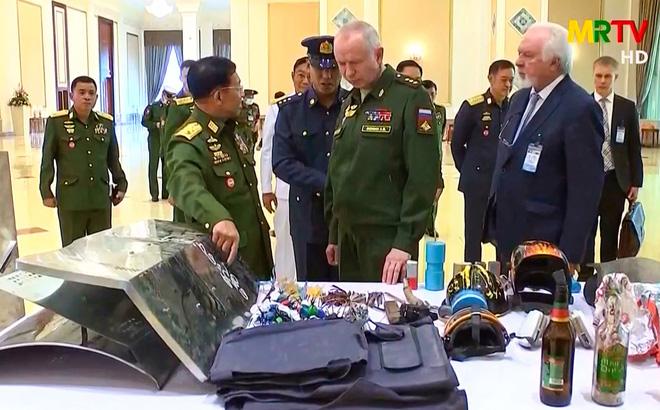 Nga tuyên bố tiếp tục thắt chặt quan hệ quốc phòng với Myanmar hậu chính biến, lí do là gì?