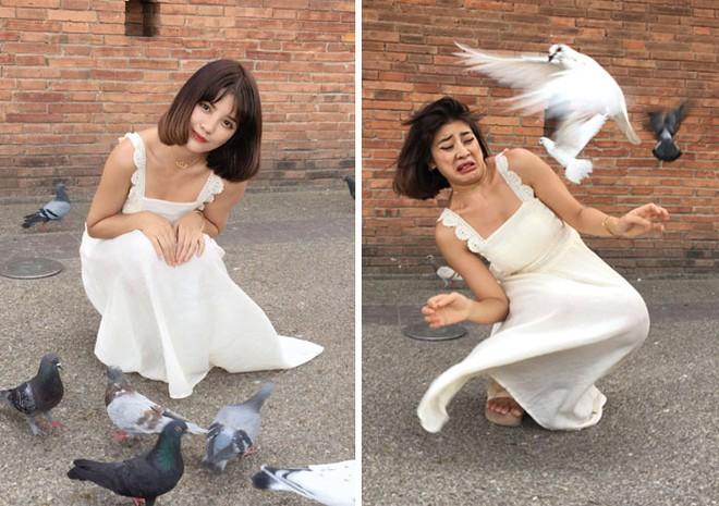 Hotgirl Thái nổi tiếng trên Instagram và loạt ảnh sau ống kính khiến người xem xách dép chạy dài - Ảnh 1.