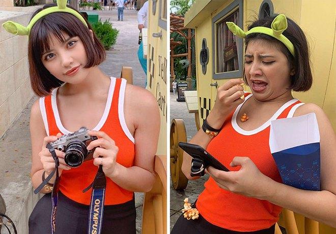 Hotgirl Thái nổi tiếng trên Instagram và loạt ảnh sau ống kính khiến người xem xách dép chạy dài - Ảnh 23.