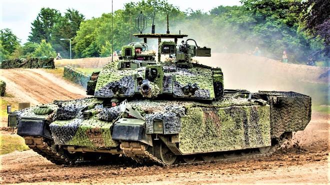 Sửng sốt trước dự đoán bất ngờ về cuộc đối đầu giữa xe tăng Challenger với T-14 Armata Nga - Ảnh 6.