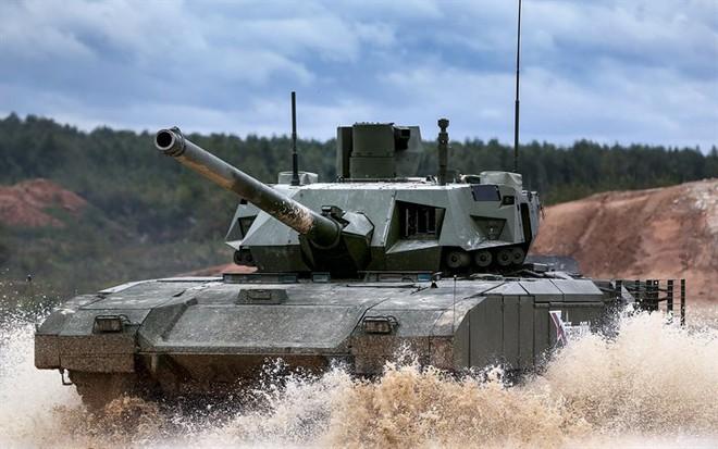 Sửng sốt trước dự đoán bất ngờ về cuộc đối đầu giữa xe tăng Challenger với T-14 Armata Nga - Ảnh 4.