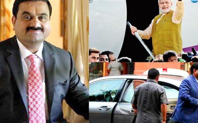 """Chân dung vị tỷ phú người Ấn Độ đang làm """"dậy sóng"""" giới siêu giàu thế giới"""