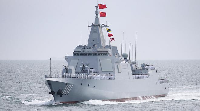 400 tàu chiến Trung Quốc dàn trận vẫn không có cửa thắng Mỹ: Tại sao? - Ảnh 1.
