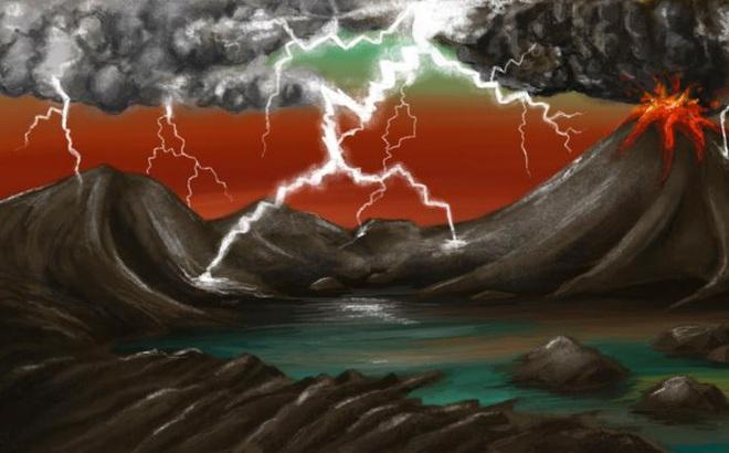 Những tia sét có thể là nguồn gốc cho sự sống trên Trái Đất