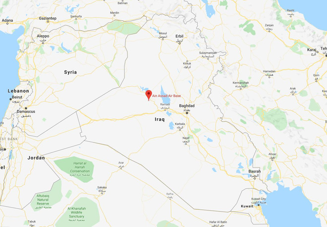 NÓNG: Rocket nã tới tấp vào căn cứ Mỹ ở Iraq, có thương vong - Đòn thù của lực lượng thân Iran vừa bắt đầu? - Ảnh 2.
