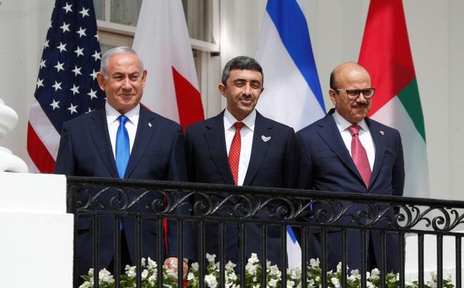 """Israel bàn kế """"hợp tung"""" với loạt ông lớn vùng Vịnh: Iran lâm nguy giữa """"NATO Trung Đông""""?"""
