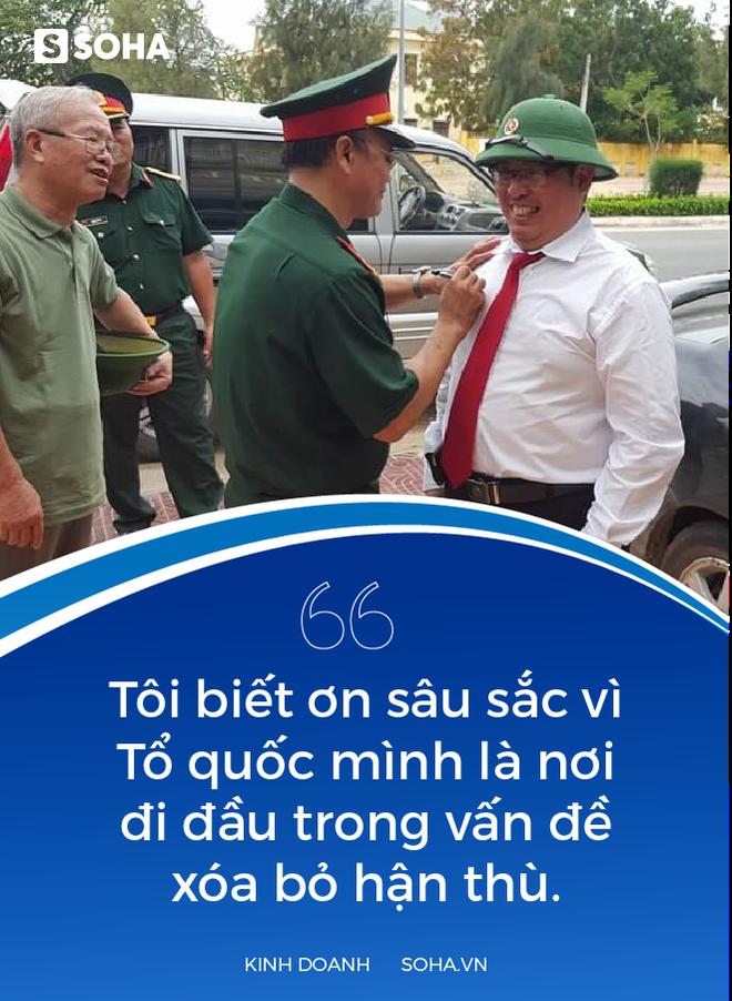 Cha đẻ của bia biển đảo: Thay vì hò dô, hãy hô to Hoàng Sa, Trường Sa là của Việt Nam! - Ảnh 2.