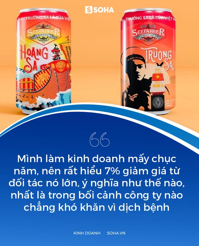 Cha đẻ của bia biển đảo: Thay vì hò dô, hãy hô to Hoàng Sa, Trường Sa là của Việt Nam! - Ảnh 7.